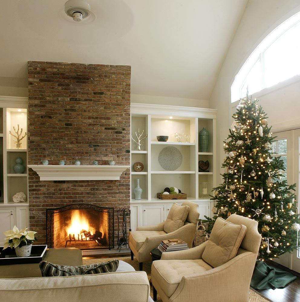 Pics Of Xmas Living Rooms